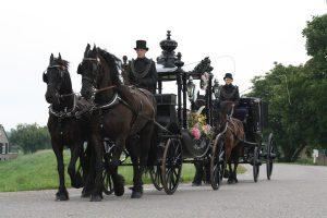 begrafenis dronten